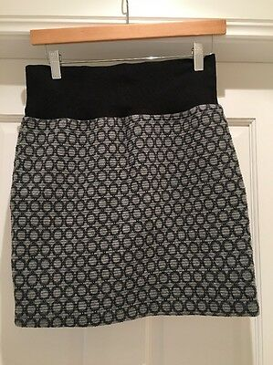 Pea In A Pod Maternity Skirt Size 8
