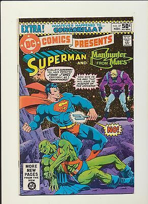 DC Comics Presents #27 (1980 DC) 1st App of Mongul! SEE PICS AND SCANS! KEY! WOW
