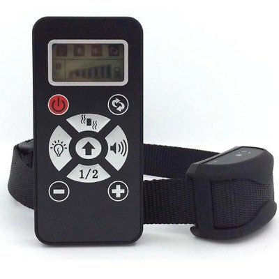 Rechargeable Stop Barking Training Dog Collar | Vibration Sound Remote Anti Bark
