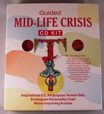 Guided Mid-Life Crisis CD Kit