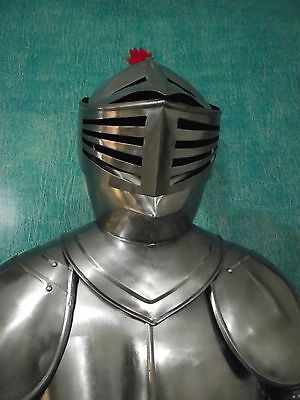 Knight Armor Collectibles Suit of Armour With Armour Stand Armour Suit Medieval