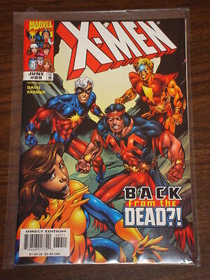 X-Men #89 Vol2 Marvel Comics Wolverine June 1999