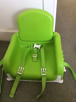 2 x Booster Seat - spare one for Relatives Home!