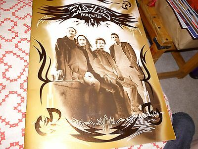 Concert  Programme ;   The Eagles ;  2006 ;     Farewell Tour ;