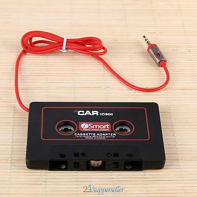 Audio Car Tape Kassettenadapter 3,5 mm Klinkenstecker AUX Kabel Adapter für MP3