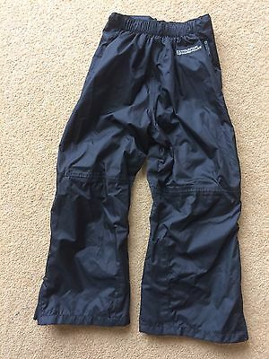 Mountain Warehouse Waterproof Trousers Age 5-6 Years