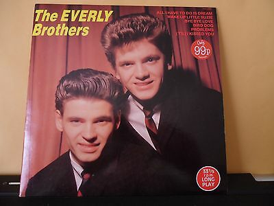 """The Everly Brothers.6 Track Ep.scoop.7"""" Vinyl Single.33Rpm"""