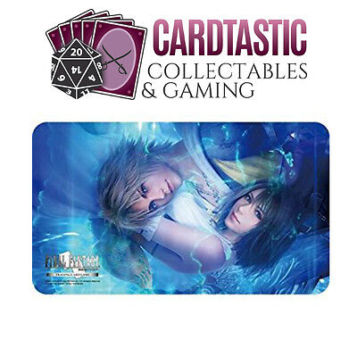 Final Fantasy Play Mat FFX Tidus/Yuna