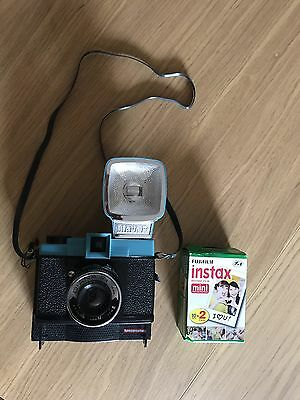 Diana F+ With Instant Back + 20 Instax