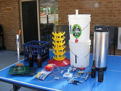 Home Brew Beer System