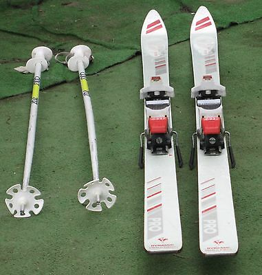 Dynamic Pro Sport Skis And Poles