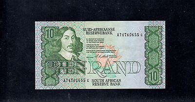 SOUTH AFRICAN Reserve Bank  10 Rand Banknote