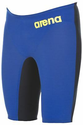 Arena Powerskin Carbon Air Jammer- Jammers- Electric Blue/Titanium Blue