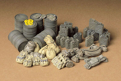 Tamiya 35229 1/35 Allied Vehicles Accessory Set from Japan