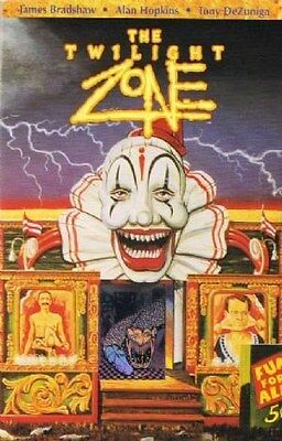 """Comic Now """"The Twilight Zone #9A"""" 1991 NM"""