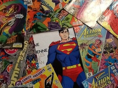 15x DC Comics Wholesale Mixed Job Lot Collection