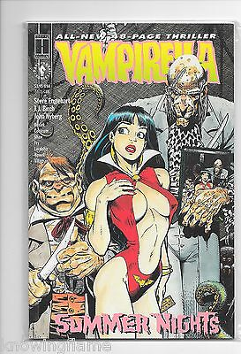 Vampirella #1 Summer Nights Kurt Busiek NM