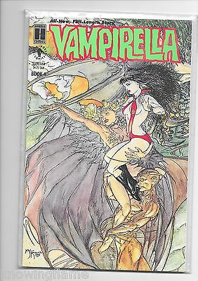 Vampirella #4 Morning In America Kurt Busiek NM