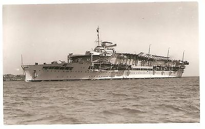 WRIGHT & LOGAN,  HMS GLORIOUS.,   Sunk 1940,     Aircraft Carrier