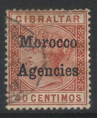 Morocco Agencies 1898-1900 Optd Sg5 Used