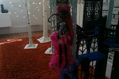 monster high catty noir 13 wishes doll
