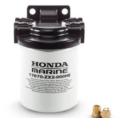Honda 90GPH fuel filter / water separator 06177-ZX2-000HE assembly and filter