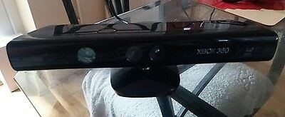 Official Microsoft Xbox 360 Kinect Sensor with 2 games