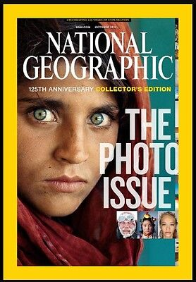 National Geographic Magazine - October 2013. The Photo Issue.