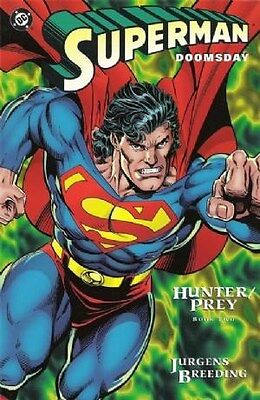 "Comic DC ""Superman/ Doomsday: Hunter/ Prey #2"" 1994 NM"