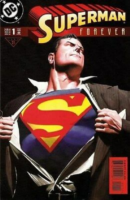 "Comic DC ""Superman Forever #1A"" 1999 One-Shot NM"