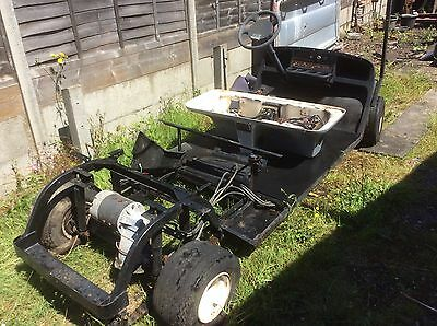 6 Seater Electric Golf Buggy