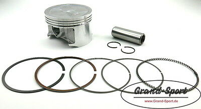 TKRJ Kolben HONDA XR 600, Typ: -MN1-680, 98,00mm (Piston kit)