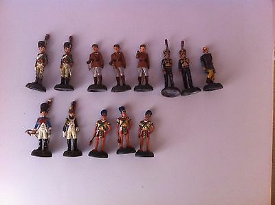 Job Lot Vintage Lead Soldiers Almirall Foreign Legion Napolionic Egyptian etc