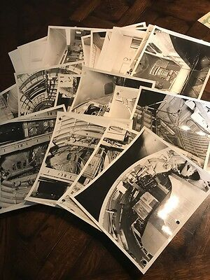 Vintage 1942 WWII B-17 E Bomber PHOTO Collection * Aircraft structure operations