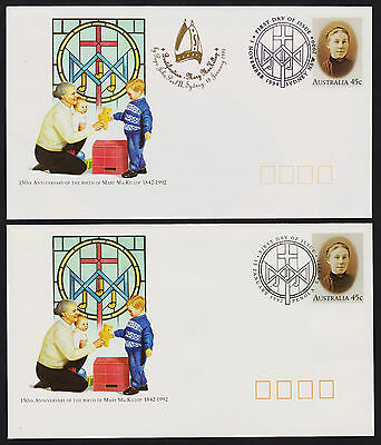 1995 Beatification of Mary MacKillop First Day of Issue Pre-Stamped Envelope