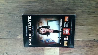 How 2 Become a Magistrate Book by McMunn  Richard (Paperback) 9781907558078