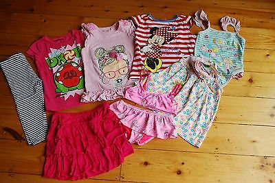 Girls Summer Clothes Bundle size 4-5 years