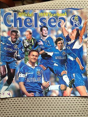 Chelsea Football Club Official Yearbook  1999