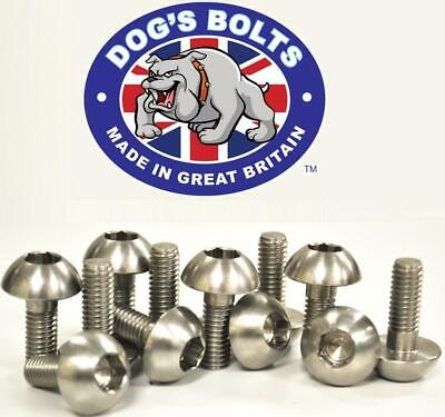 Honda CRF1000 Africa Twin 16> Stainless Steel Front Brake Disc Bolt Kit