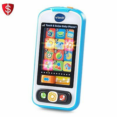 Kids Toy Cell Phone Baby Boy Learning Education Play Musical Mobile Children