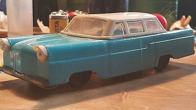 Vintage Toy Car Friction Metal Plastic Bakelite Celluloid Ussr Soviet Russia