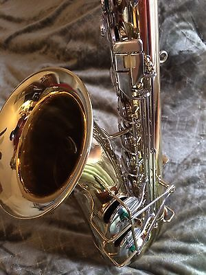 Magnifique Martin Imperial Tenor Saxophone 1967 Ready To Play The Martin Sound!