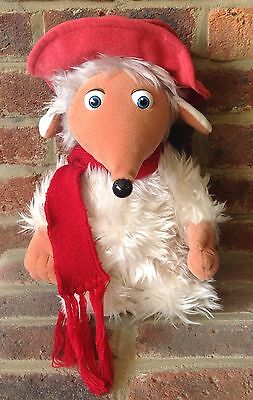 1998 The Wombles - ORINOCO - First Love - 10 Inch Plush Toy  (WB01) Beresford