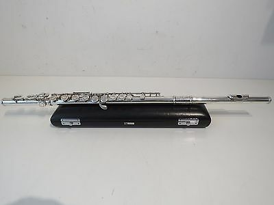 Muramatsu ST Solid Silver Flute Outfit