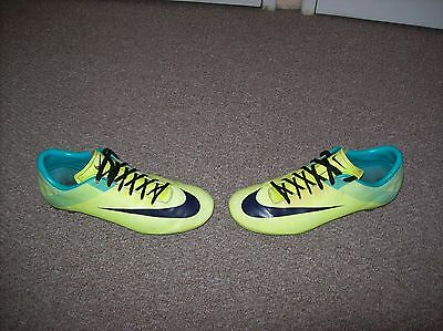 Mike Mercurial Football Boots Men's Uk 8
