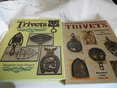 Books Research Antiques & Collectible Trivets
