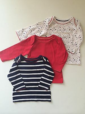 Baby Girls Clothes/ Pretty Girls Marks & Spencer Tops 0/3 Months