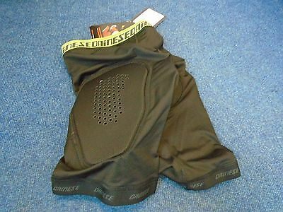 Dainese - Norsorex Shorts - Large - Black - Crash Absorb - New Old Stock -