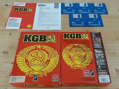KGB - Commodore Amiga (Tested)