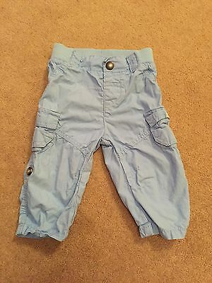 Florence & Fred Boys Combat Trousers 3-6 months